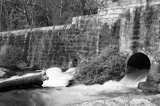 Pelham Mill Dam