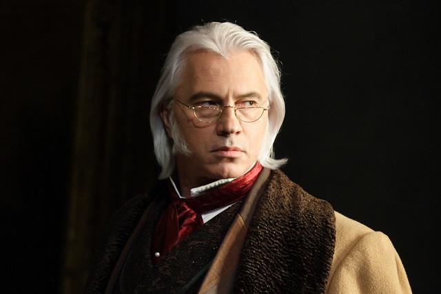 Dmitri Hvorostovsky as Giorgio Germont in La traviata, The Royal Opera © ROH / Catherine Ashmore 2014