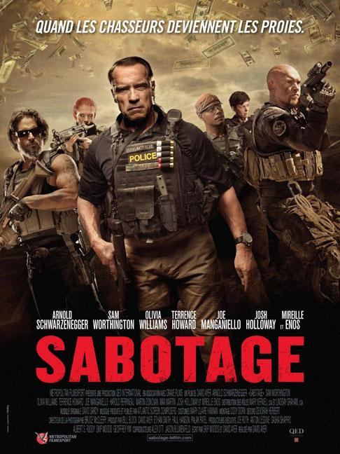 Nhiệm Vụ Cuối Cùng - Sabotage