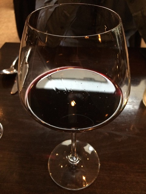 Stefano Mancinelli red wine - A16