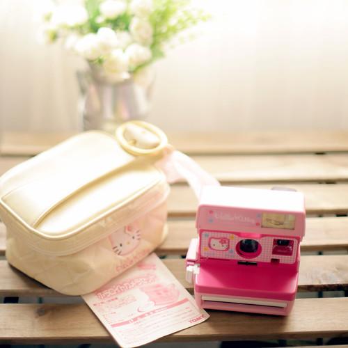 Polaroid 600 Hello Kitty