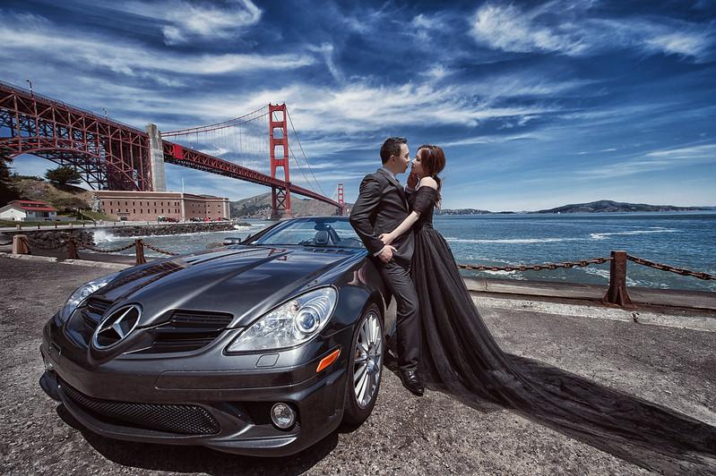 San Francisco, Fine Art, Donfer, World Tour, 舊金山, 海外婚紗, Pre-Wedding, 自助婚紗