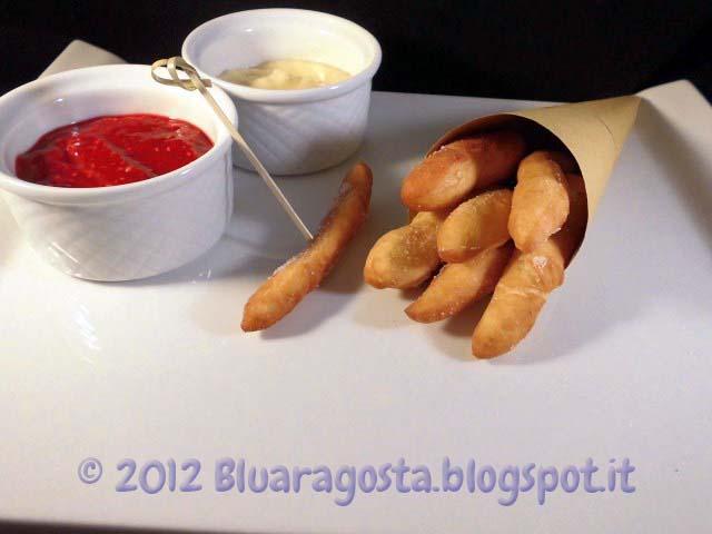 3-Graffe o patatine fritte