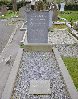 Yeats' Grave, Sligo, Ireland