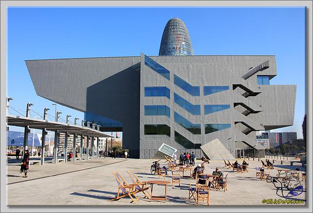 1 Museo de Diseño de Barcelona