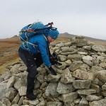 Cairn on High Willhays