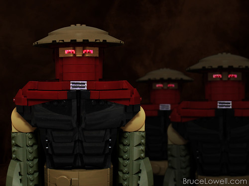 LEGO The Sentinels