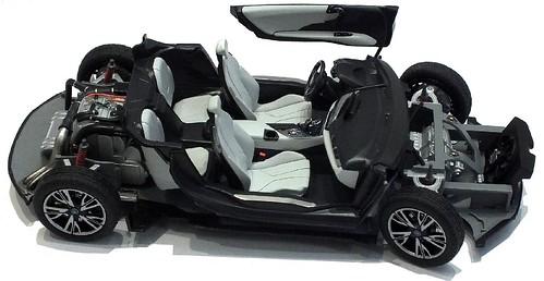 Revell BMW i8 (4)