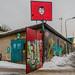 Snösätra I by Arild Vågen