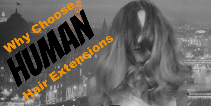 Why Choose Human Hair Extensions