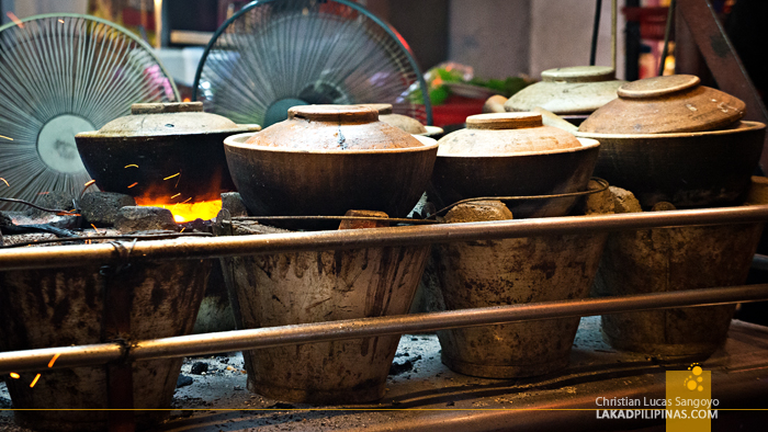 Hong Kee Claypot Chicken Rice in Chinatown Kuala Lumpur