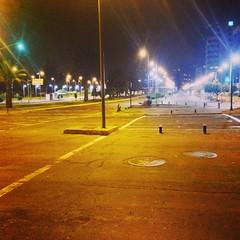 El tráfico de #Quito a las 5 AM #Ecuador #iphone5 #photography #AllYouNeedIsEcuador