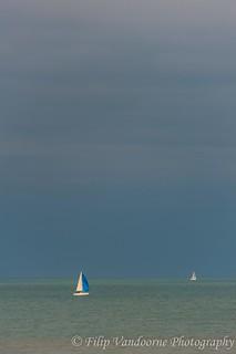 Blue sails...