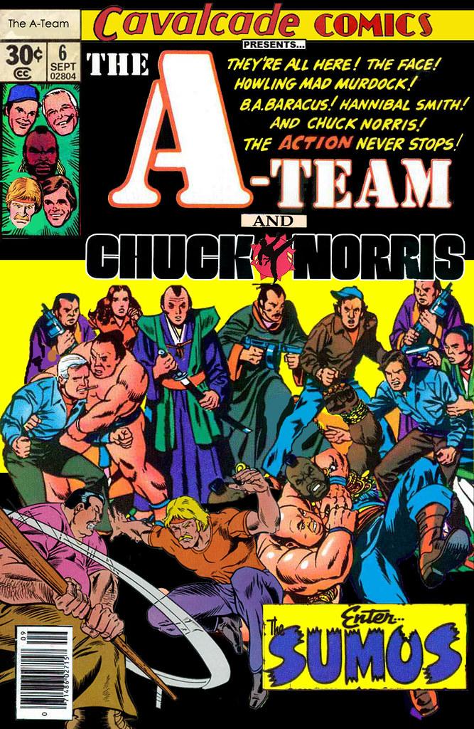Cav Comics 6