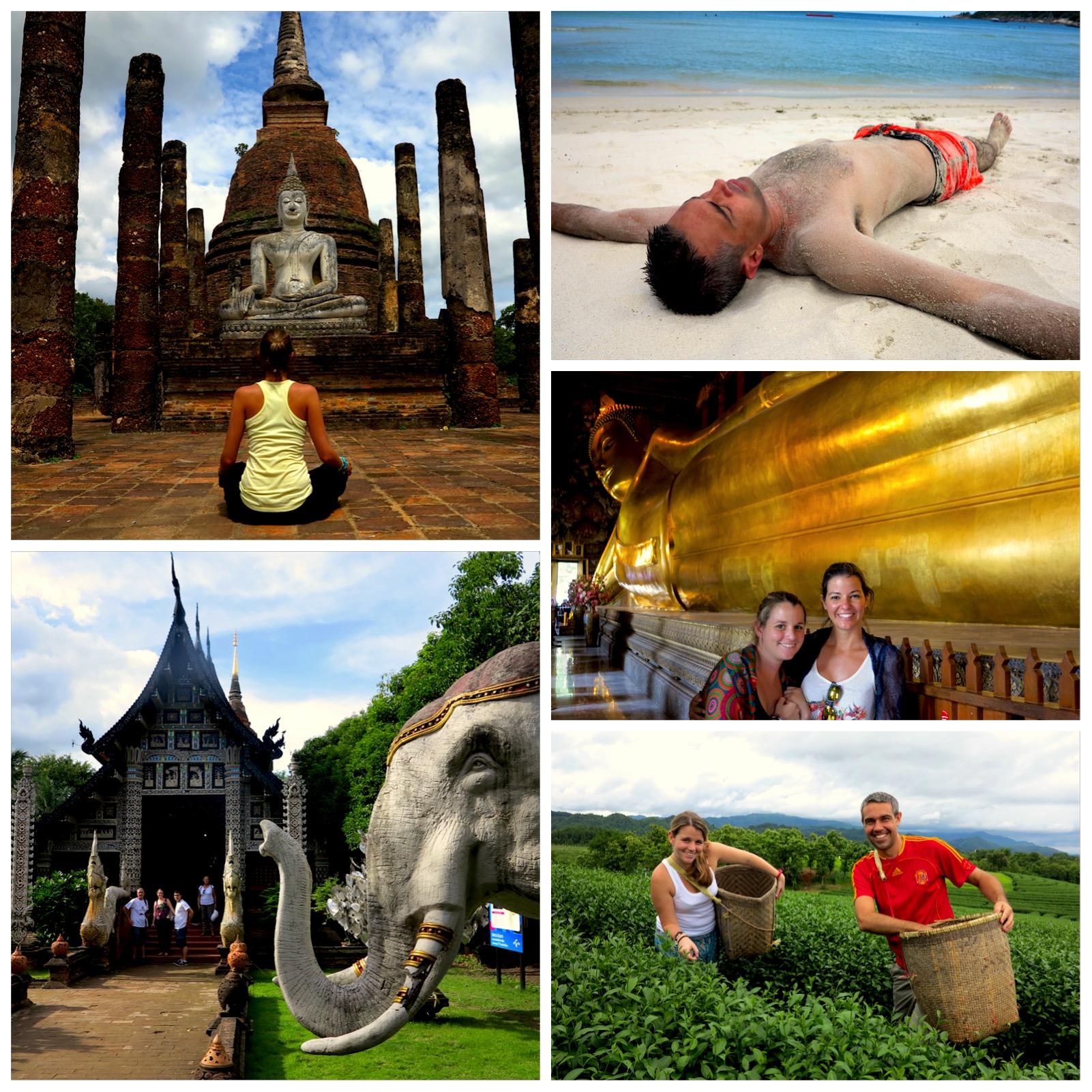 Guía de viaje: Tailandia