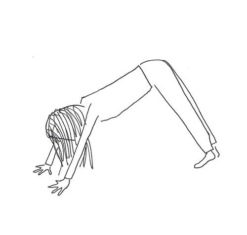 Yoga hair calamities