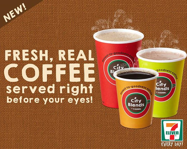 7 11 city blends coffee