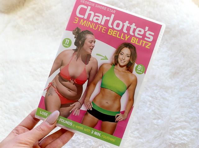 charlotte 3 minute belly blitz diet plan