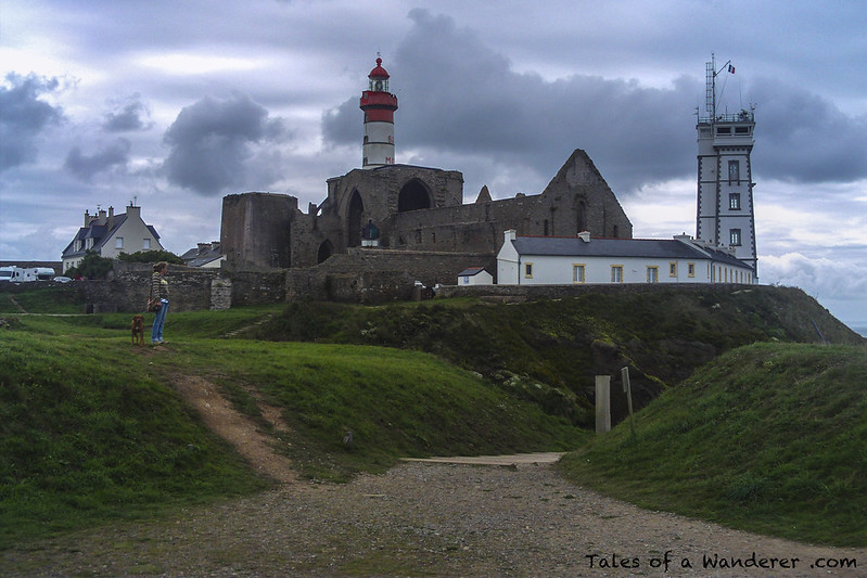 PLOUGONVELIN - Pointe Saint-Mathieu