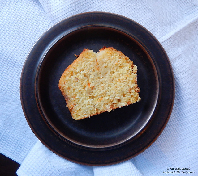 Semolina cake by Ottolenghi