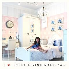 น้องโฟกัส มาเลือกชุดตกแต่งห้องนอนเด็ก. #instaplace #instaplaceapp #place #earth #world  #travelprothai #thailand #TH #ลาดพร้าว #indexlivingmallkasetnawamin #street #day