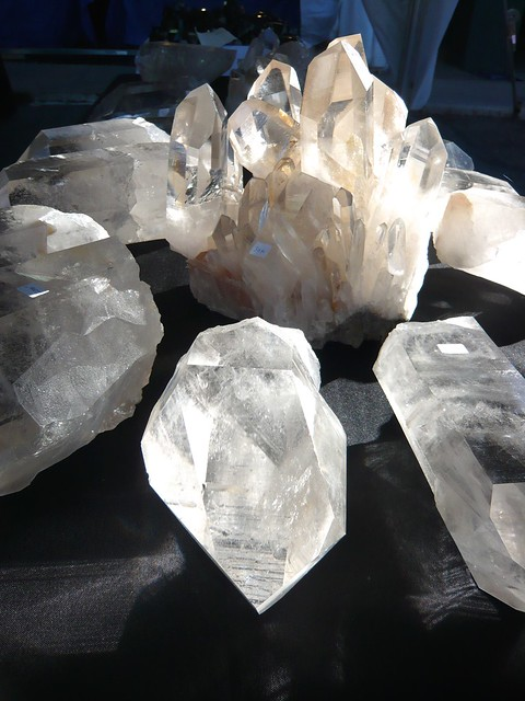 Pueblo - Quartz Crystals