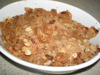 Wheat-Free Apple Crisp