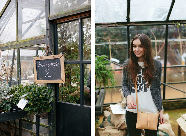 Petersham Nurseries What Olivia Did