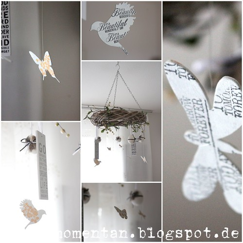 20150218 Frühlingskranz im Wohnzimmer1