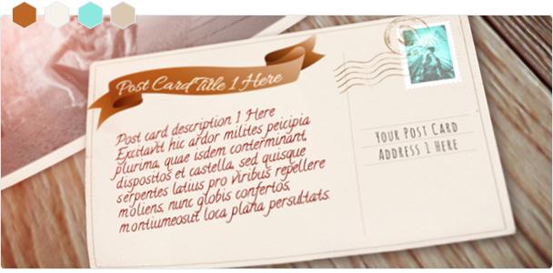 Custom-Color Falling cards 2