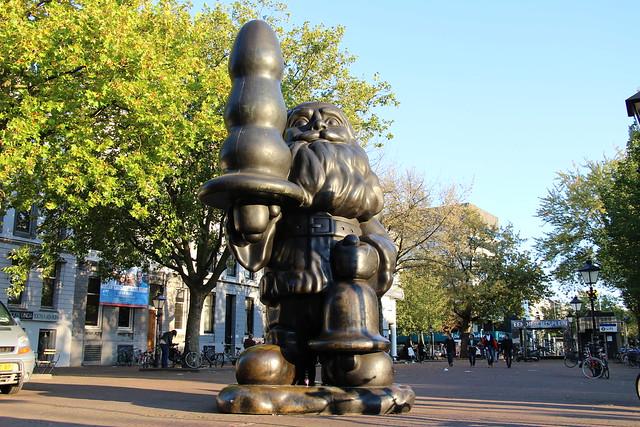 Rotterdam - Santa Claus / Kabouter Buttplug