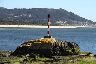 Billede af Praia do Muíño. españa praia beach spain playa galicia laguardia aguarda elpuntal opuntal