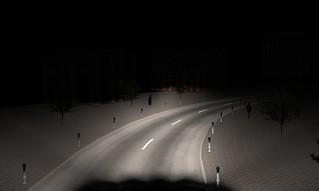 Opel MokkaX AFL-LED Stadtlicht