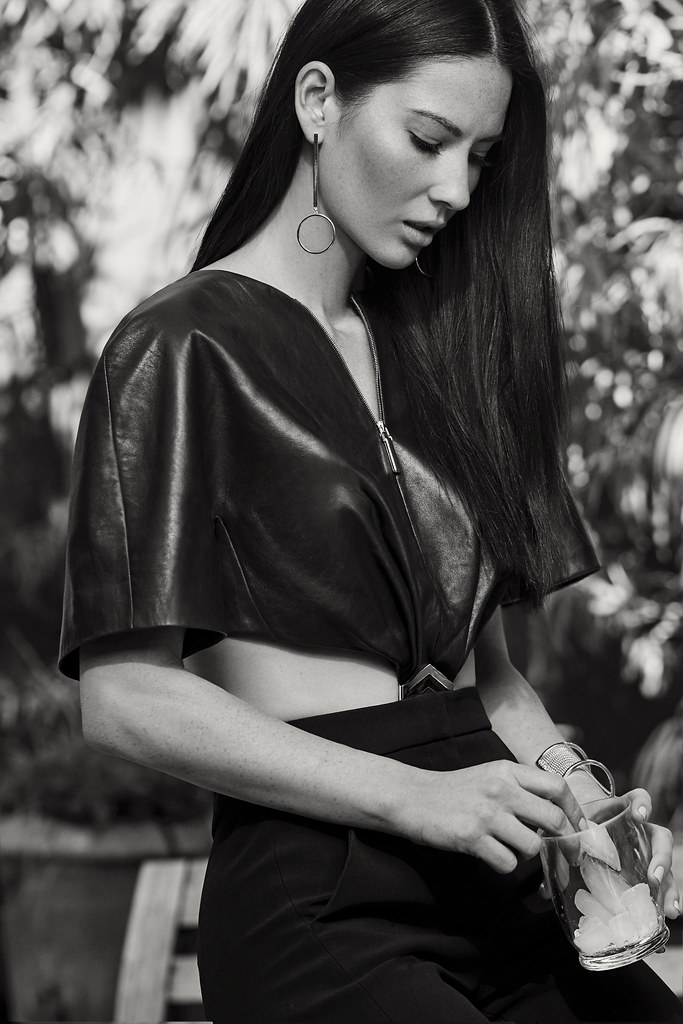 Оливия Манн — Фотосессия для «Fashion» 2016 – 4