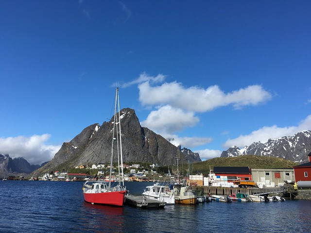 My favourite picture from the Lofoten.