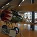N128CX NIEUPORT 28 STAMPE MUSEUM ANTWERP 2012