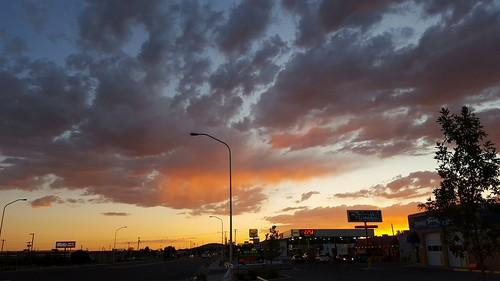 newmexico bloomfield cloudsstormssunsetssunrises
