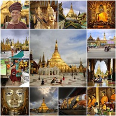 My best of Yagon - Myanmar