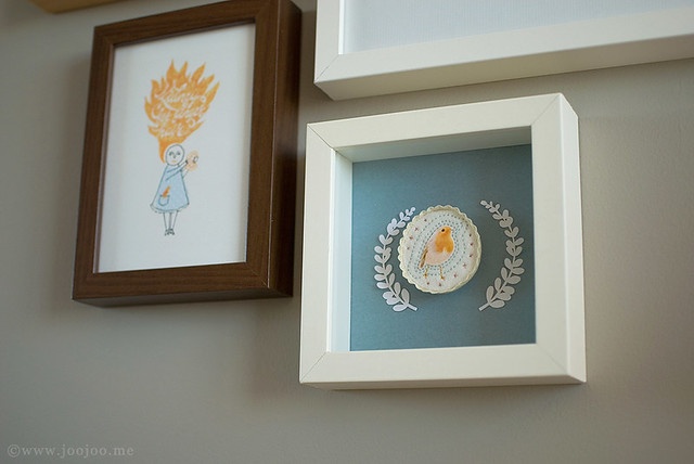 Ikea Shadow box
