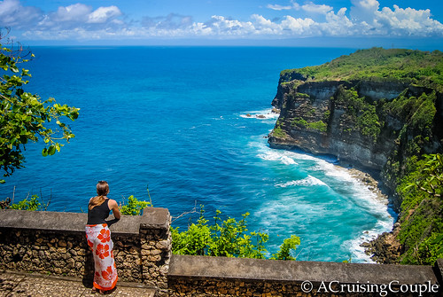 Uluwatu Bali Indonesia A Cruising Couple