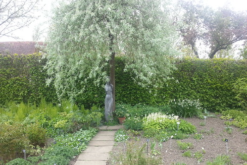 Sissinghurst Castle White Garden