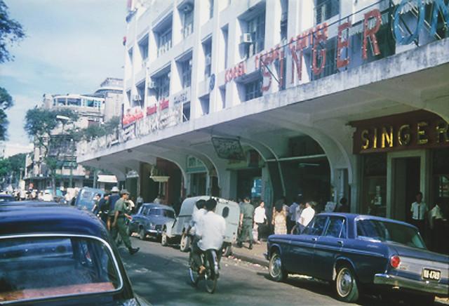 Main stores, Saigon 1965