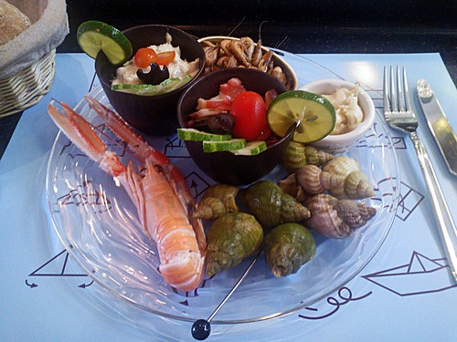 Small Degustation Platter