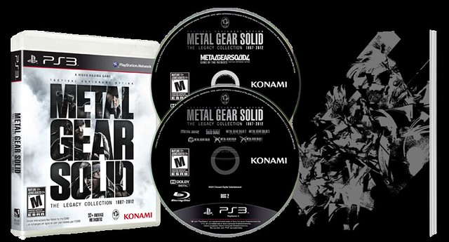 Metal Gear Solid: The Legacy Collection for PS3