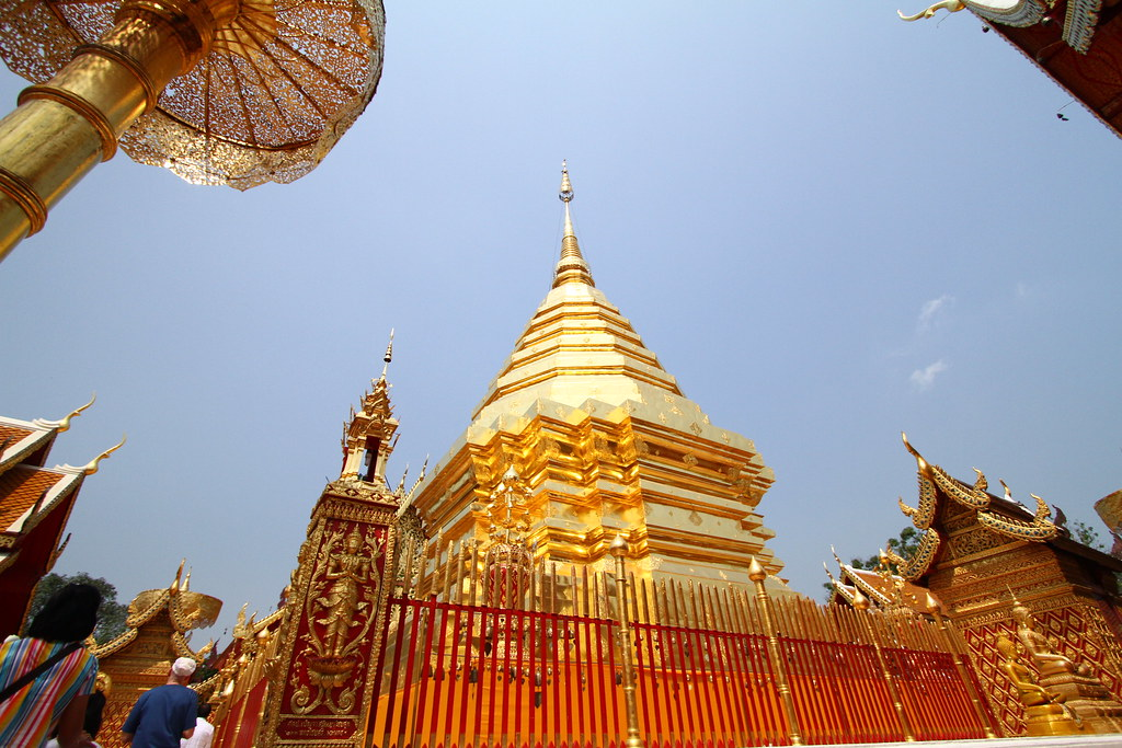 Things to Do in Chiang Mai: Doi Suthep Shrine
