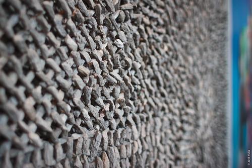 Alejandro Ortiz - Tejido de Piedras - Galeria Casa Cuadrada - ART Lima