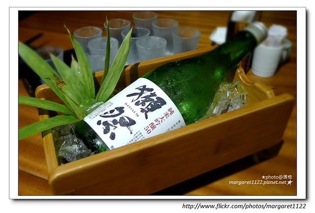 【花蓮食記】愛上獺祭純米大吟釀@老時光燒肉酒肴