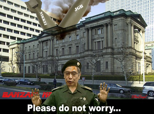 PLEASE DO NOT WORRY... by WilliamBanzai7/Colonel Flick