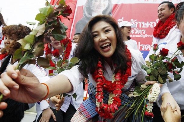 Thailand Prime Minister Yingluck Shinawatra to visit Sri Lanka on 30th May 2013
