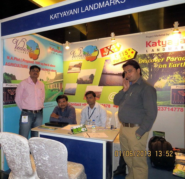 www.katyayaniinfracon.com - Visit Times Property Showcase 2013, 1st &2nd June 2013, JW Marriott, S B Road, Pune